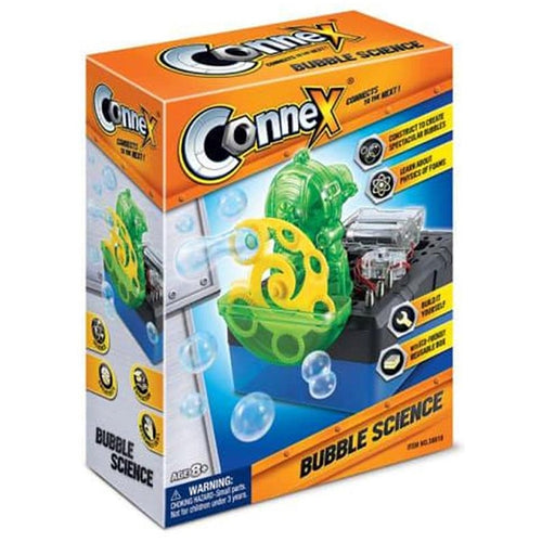 connex bubble science kit biggest bubbles experiment liquids educational science kits knowledge simple physics ages 8+ activities realistic concepts physical theory toy toys science science kit clearance