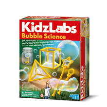 Load image into Gallery viewer, KidzLabs Bubble Science Kit