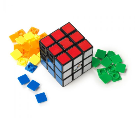 Rubik's Build It Solve It