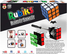 Load image into Gallery viewer, Rubik's Build It Solve It