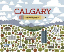 Load image into Gallery viewer, Calgary: Colouring Book