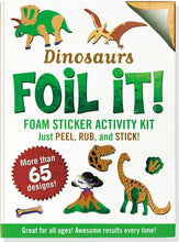 Load image into Gallery viewer, Dinosaurs Foil It!