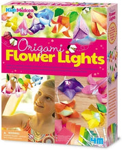 Load image into Gallery viewer, KidzMaker Origami Flower Lights