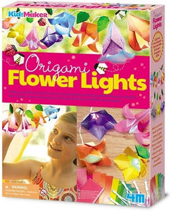 KidzMaker Origami Flower Lights