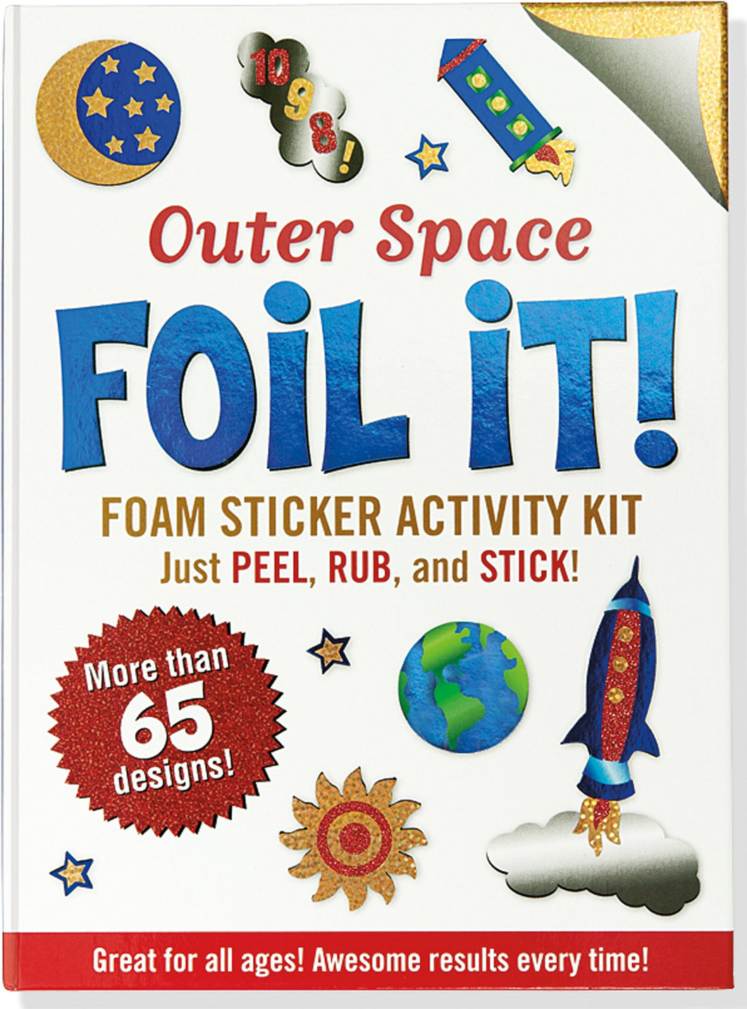 Outer Space Foil It!