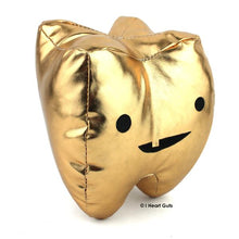 Load image into Gallery viewer, Gold Tooth Plush