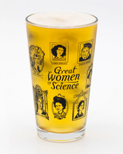 Load image into Gallery viewer, Great Women of Science Pint Glass