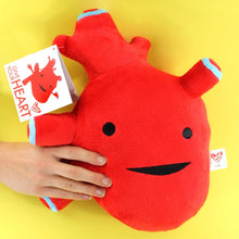 Load image into Gallery viewer, Heart Plush