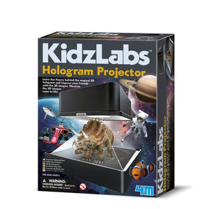 KidzLabs Hologram Projector Science Kit