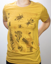 Load image into Gallery viewer, Honey Bee Graphic Tee