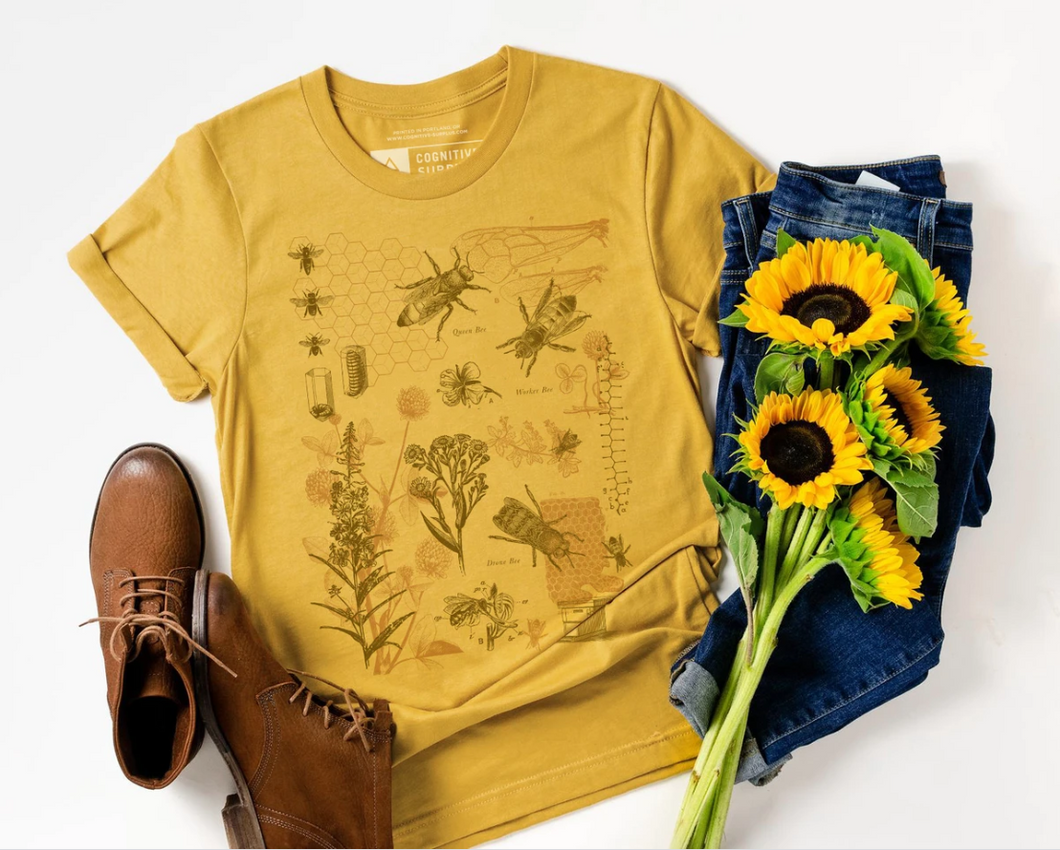 Honey Bee Graphic Tee