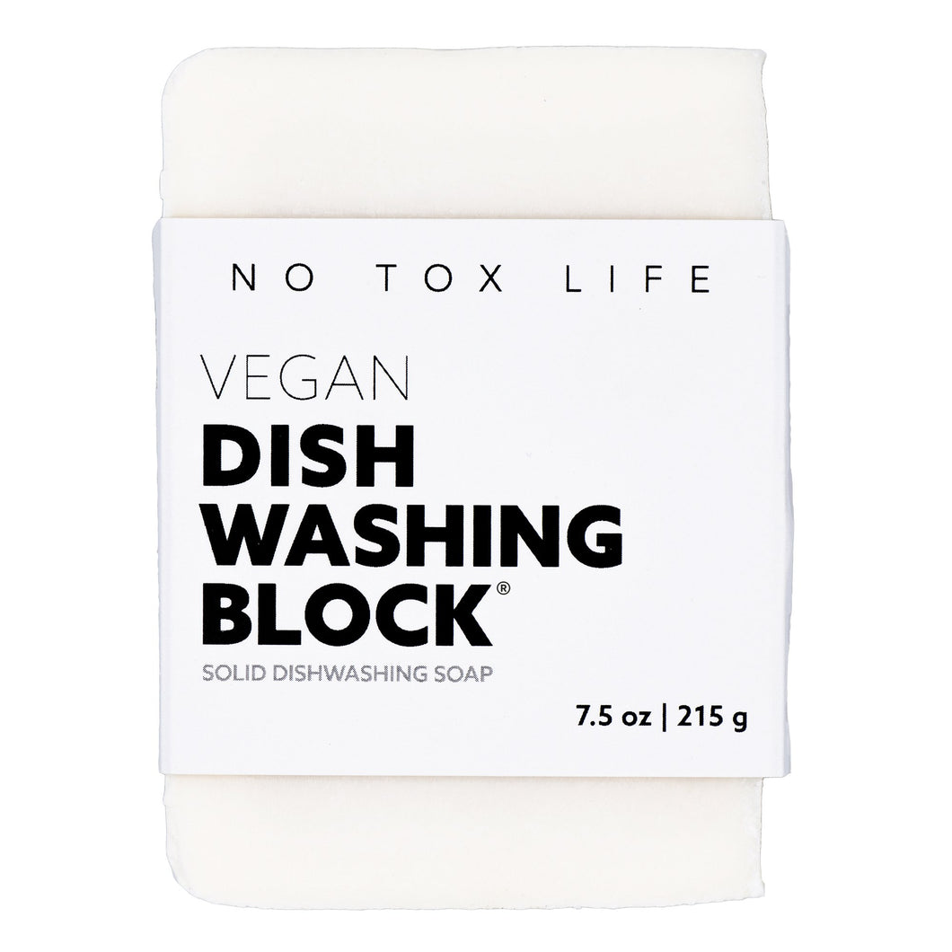 Zero Waste Dish Washing Block (215g)