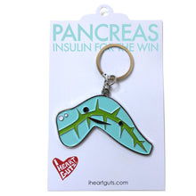 Load image into Gallery viewer, Pancreas Keychain