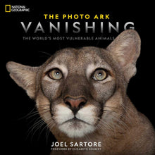 Load image into Gallery viewer, National Geographic The Photo Ark Vanishing: The World's Most Vulnerable Animals