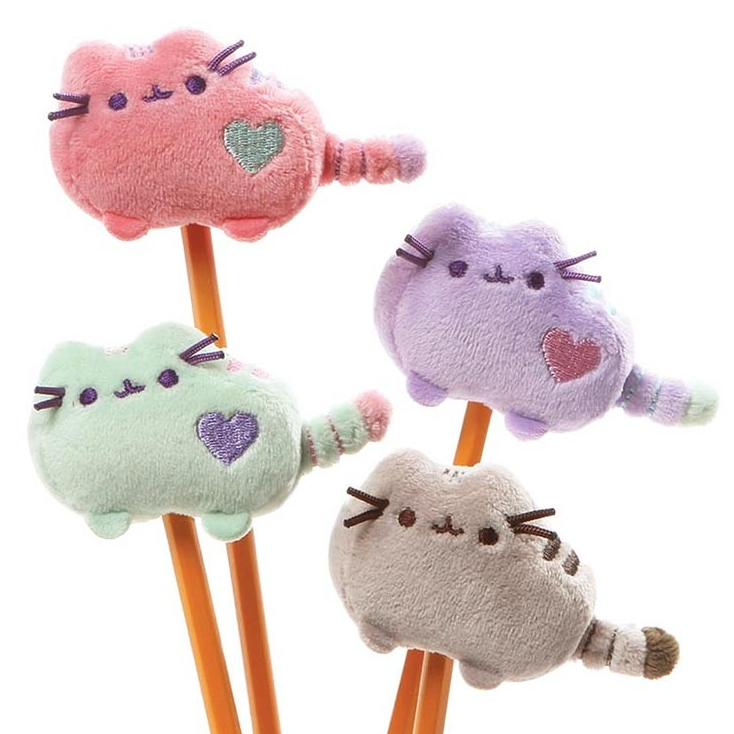 Pusheen Pencil Topper