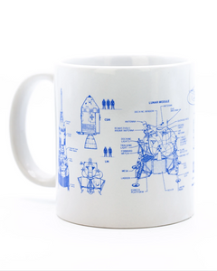 Rocketry 20 oz Mega Mug