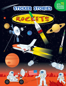 Sticker Stories: Rockets