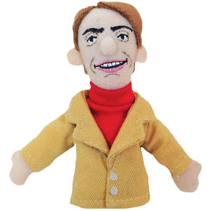 "carl sagan magnetic personality finger puppet unemployed philosopher's guild astronomer astronomy educator education skeptic extraterrestrial fridge refrigerator cornell planetary writer wrote writes books articles papers ecology 4"" space scientist science magnet"