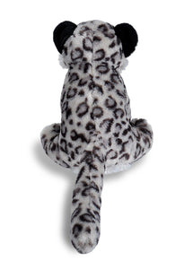 Snow Leopard Cub Plush
