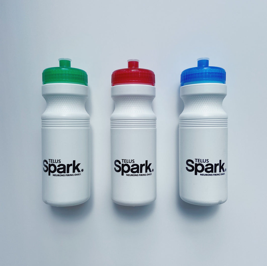 TELUS Spark 24 oz Water Bottle