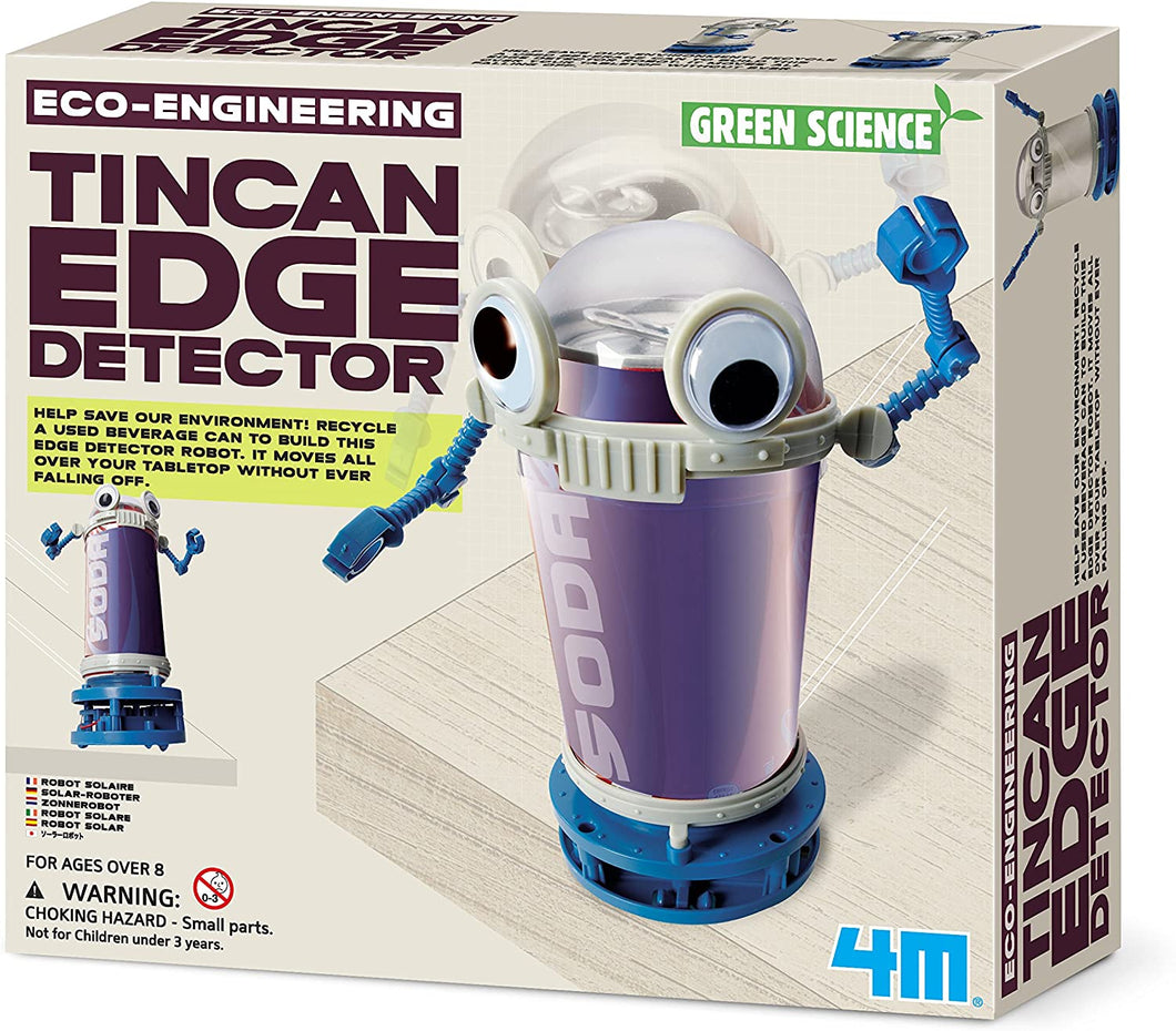 4M Tin Can Edge Dectector Science Kit