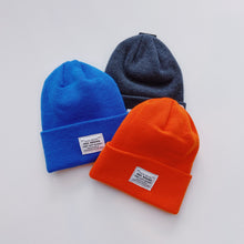 Load image into Gallery viewer, Aaron Draplin One Cuff Beanie