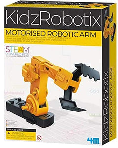 KidzRobotix Motorised Robotic Arm