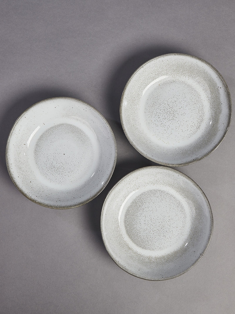 Aurea set of 6 pasta plates