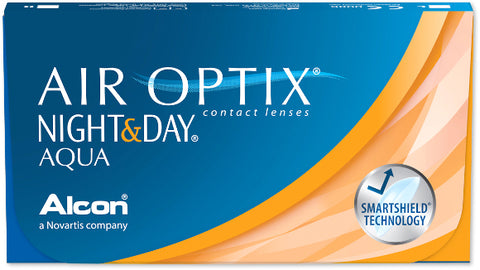 Air Optix Night & Day Aqua 8.6 BC
