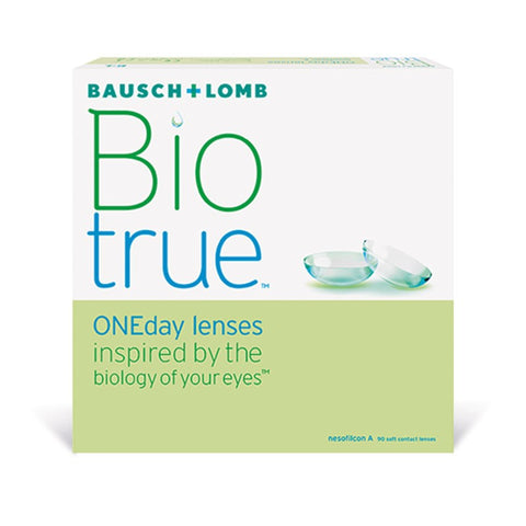Biotrue ONEday 180 pack