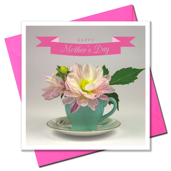 Mother's Day Card, Happy Mother's Day - Flowers, Happy Mother's Day