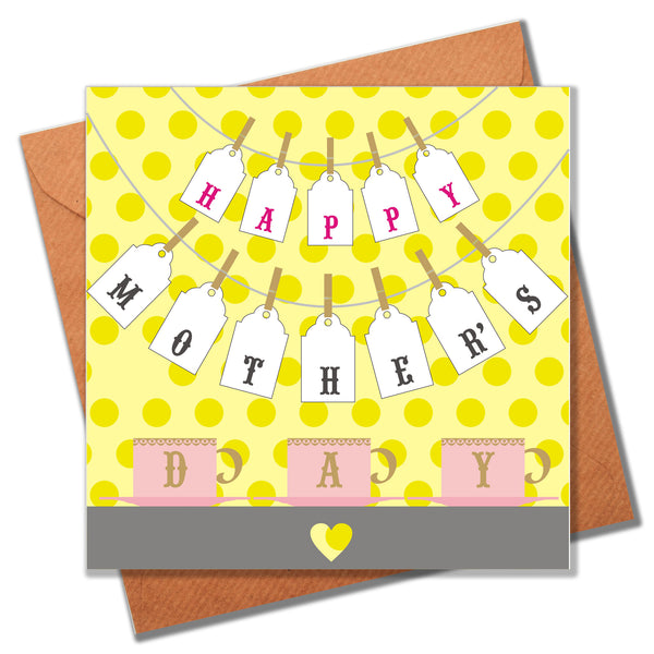 Mother's Day Card, Sign of Love, Happy Mother's Day