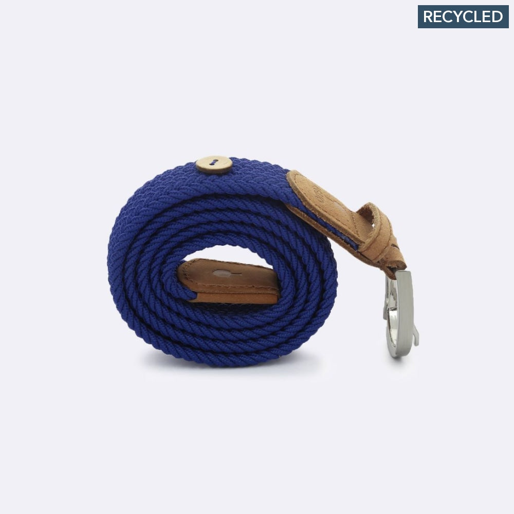 FAGUO belt for men blue