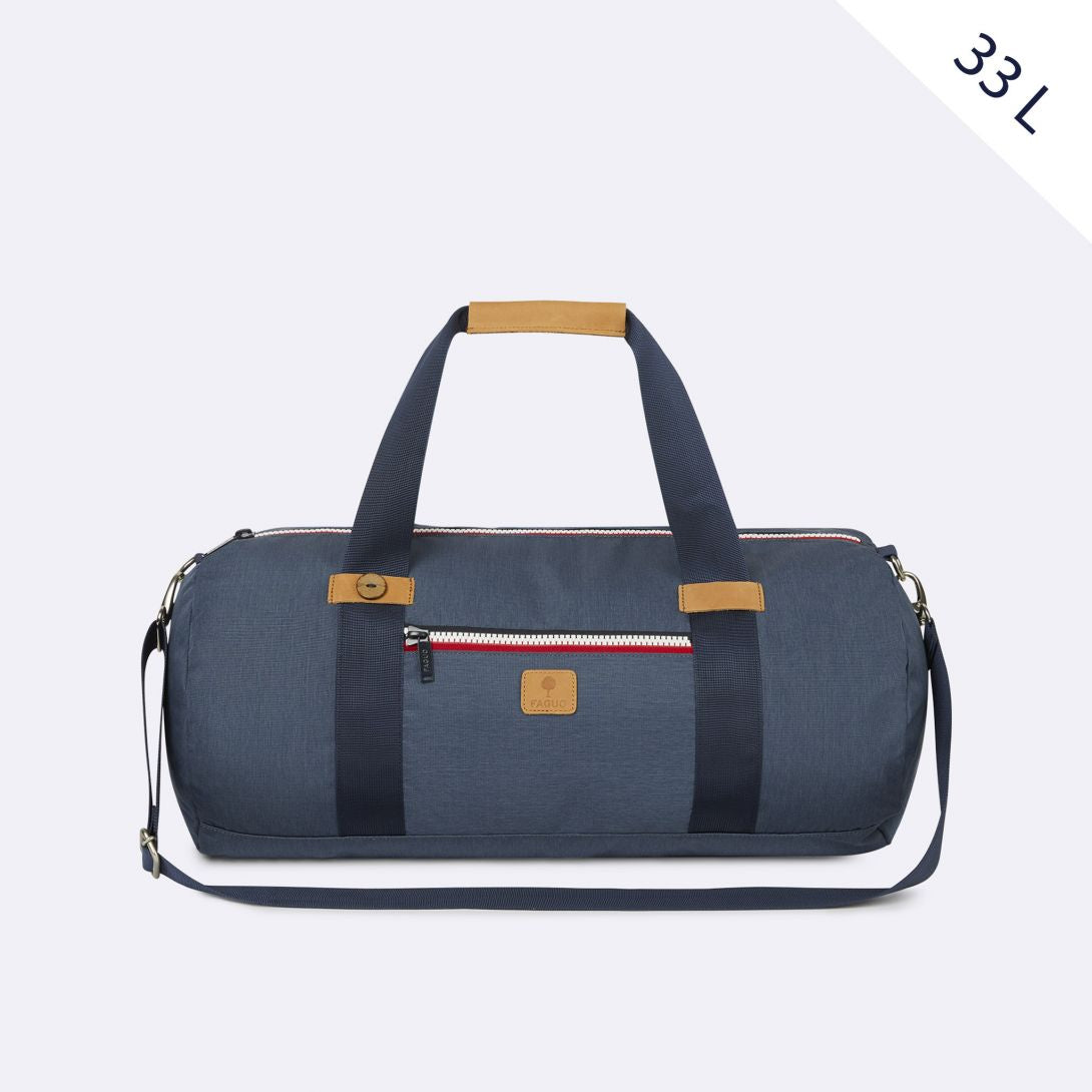 FAGUO travel bag for men canvas 33L