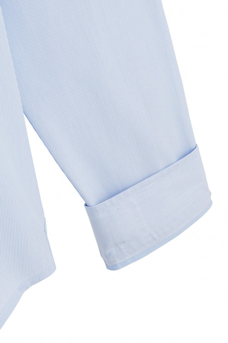 Jaqk - White and Blue Shirt Pax