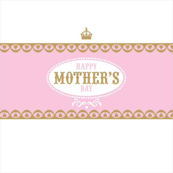 Mother's Day Card, Regal, Happy Mother's Day
