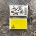 Butcher Shop 'Corrosive' Sticker Pack
