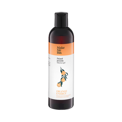 Orange Energy - Żel Pod Prysznic 300 ml