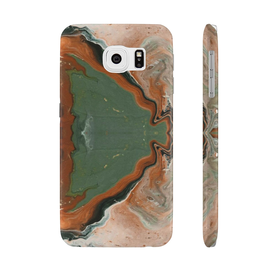 Palm Desert Cell Phone Case
