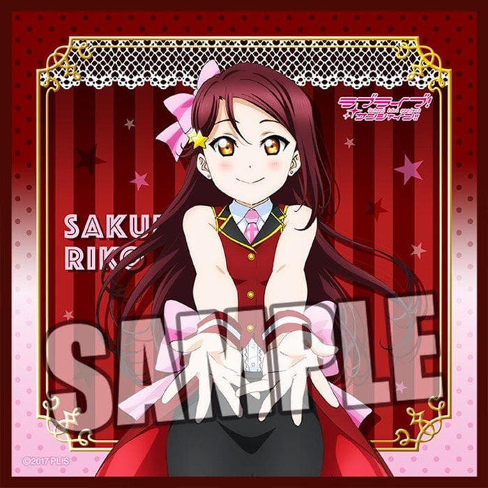 "[New] Love Live! Sunshine !! Microfiber Mini Towel ""Riko Sakurauchi"" Magician Ver. / Broccoli Release Date: Around January 2019"