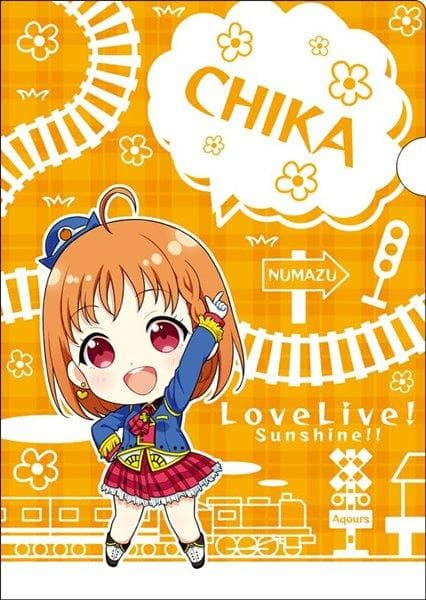 [New] Love Live! Sunshine !! Clear File A / Chika Takaumi / Movic Scheduled to arrive: Around October 2017