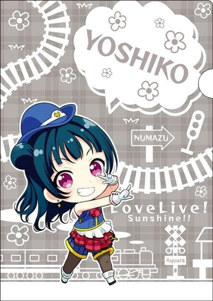 [New] Love Live! Sunshine !! Clear File F / Yoshiko Tsushima / Movic Scheduled to arrive: Around October 2017