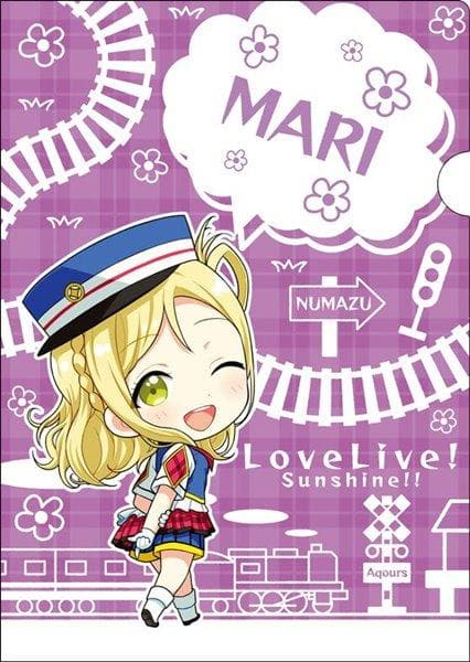 [New] Love Live! Sunshine !! Clear File H / Mari Ohara / Movic Scheduled to arrive: Around October 2017