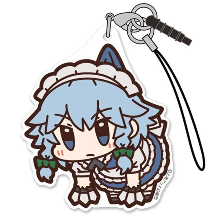 [New] Touhou Project Sakuya Izayoi Acrylic Tsumamare Strap (Resale) / 2D Cospa Release Date: Around December 2020