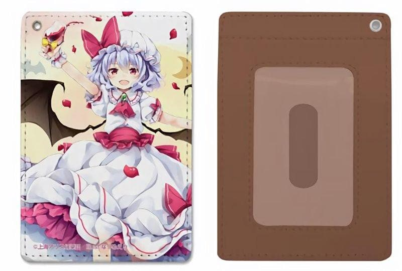 [New] Touhou Project Remilia Natsume Eri Ver. Full Color Pass Case (Resale) / 2D Cospa Release Date: Around November 2020