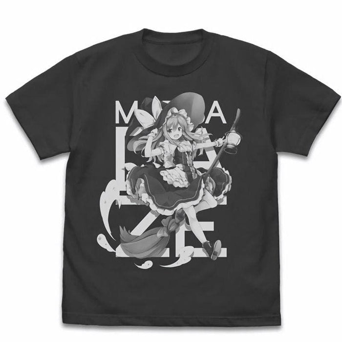 [New] Touhou Project Marisa Kirisame Natsume Eri Ver. T-shirt / SUMI-S (resale) / 2D Cospa Release date: Around November 2020