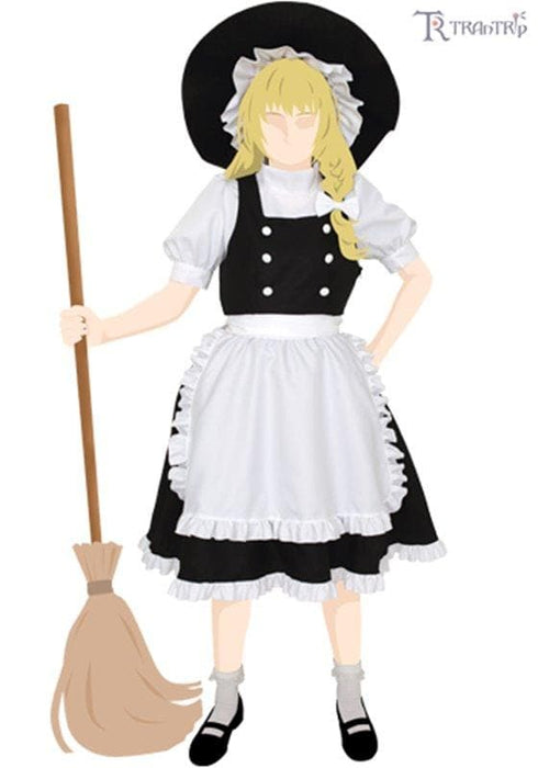 [New] Touhou Project Marisa Kirisame Costume Set / Ladies' M / Trantrip Release Date: Around September 2018