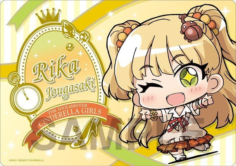 [New] Minicchu Idolmaster Cinderella Girls Mouse Pad Rika Jougasaki Cinderella Project ver. / Phat! Release Date: 2015-05-31