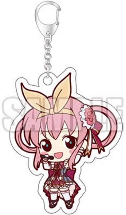 [New] Milky Holmes Acrylic Keychain Sherlock Sherinford / Bushiroad Music Release Date: 2015-04-28