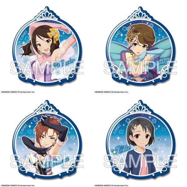 "[New] ""THE IDOLM @ STER CINDERELLA GIRLS"" Pukutto Badge Collection BOX COOL ver. Vol.2 1BOX / License Agent Scheduled to arrive: Around October 2017"